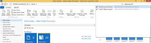 5 Steps to convert your existing Word Layouts to Dynamics NAV 2015 Reports